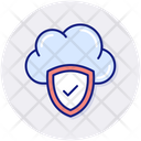 Data Safety Cloud Policy Icon