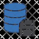 Save Database Storage Icon