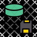 Data Save Icon