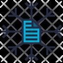 Data schema Icon