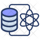 Data Science Data Visualization Database Analysis Icon