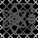 Data Science Atom Icon