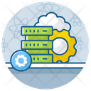 Data Science Cloud Computing Scientific Data Icon