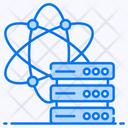 Data Science Database Analysis Scientific Data Icon