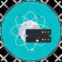 Data Science Global Dataserver Scientific Dataserver Icon