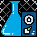 Data Science Test Information Storage Icon
