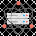 Data Science Scientific Icon
