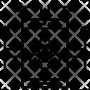 Data Science Electron Icon
