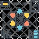 Data Science Team Data Science Server Icon