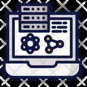 Data Sconece Icon