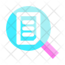 Data Paper Document Icon