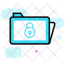 Data Security File Security Information Security Icon