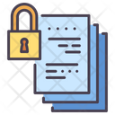 Idata Security Data Security Data Privacy Icon