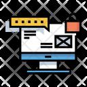 Data Security Password Icon