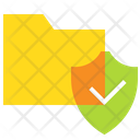 Data Security Folder Icon