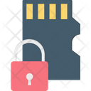 Pen Drive Data Security Usb Security Icon