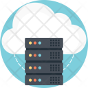 Cloud Storage Server Icon