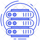 Sql Data Server Big Data Icon