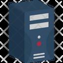 Data Server Database Network Server Icon