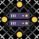 Data Server Database Db Icon