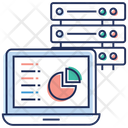 Data Server Analysis Icon