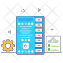 Data Server Management Icon