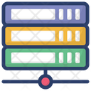 Data Server Network Sql Database Icon