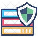 Data Server Protection Database Management Sql Safety Icon