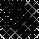 Data Server Setting Icon