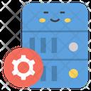 Data Server Settings Icon