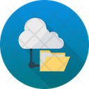Data Share Folder Share Icon