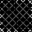 Data Sharing Transfer Icon