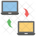 Data Sharing Icon