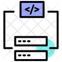 Data Source Code Source Server Icon