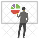 Data Stats Pie Analysis Pie Chart Icon