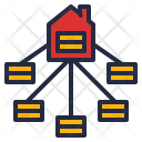 Data Mart Simplify Icon