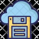 Cloud Floppy Floppy Drive Floppy Disk Icon