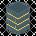 Data Storage Server Datacenter Dataserver Icon