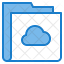 Cloud Folder Storage Folder Icon