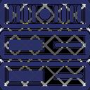 Data Storage Data Storage Device Database Icon