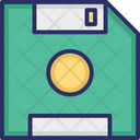 Data Storage Data Transfer Disk Icon