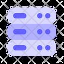 Data Storage Storage Technology Icon