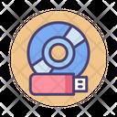 Data Storage Storage Micro Sim Icon