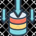 Data Storage Data Storage Icon