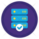 Data Storage Server Storage Icon