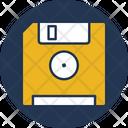 Data Storage Floppy Floppy Disk Icon