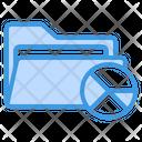 Data Storage Folder Database Icon