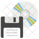Data Storage Hard Disk Storage Device Icon