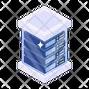 Dataserver Database Data Storage Center Icon