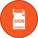 Data Storage Ii Icon